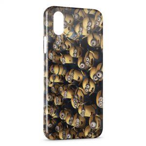 Coque iPhone XR Minions 2