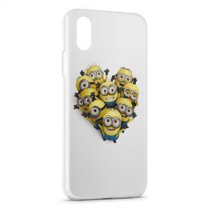 Coque iPhone XR Minions 3