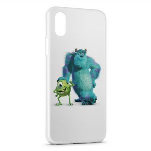 Coque iPhone XR Monstre & Compagny