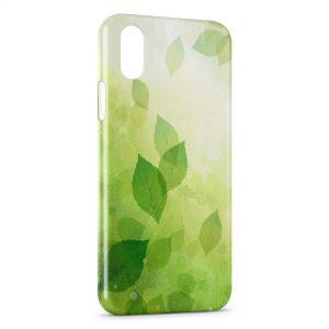 Coque iPhone XR Nature