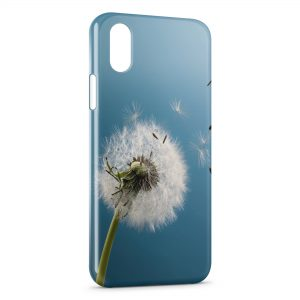 Coque iPhone XR Pissenlit