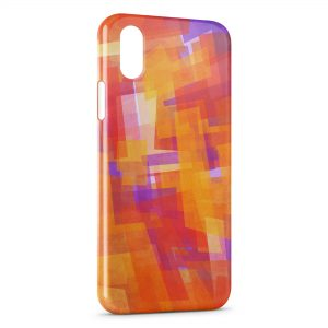 Coque iPhone XR Pixel Design4