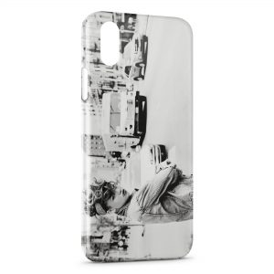 Coque iPhone XR Rihanna4