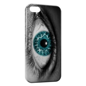 Coque iPhone 4 & 4S Œil