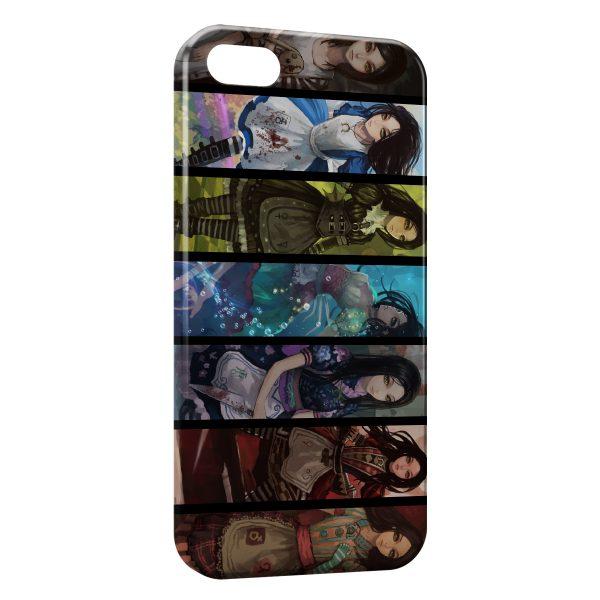 Coque iPhone 4 & 4S Alice au Pays des Merveilles 2