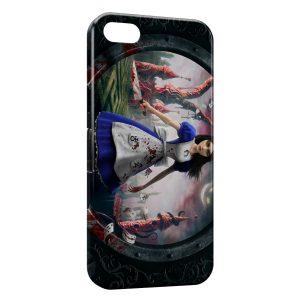 Coque iPhone 4 & 4S Alice au Pays des Merveilles