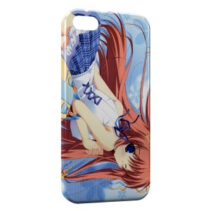 Coque iPhone 4 & 4S Anime Girl Manga Sexy 2