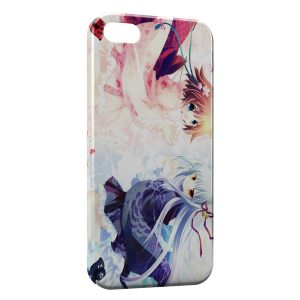 Coque iPhone 4 & 4S Anime Manga Japon