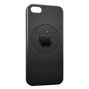 Coque iPhone 4 & 4S Apple Black Style