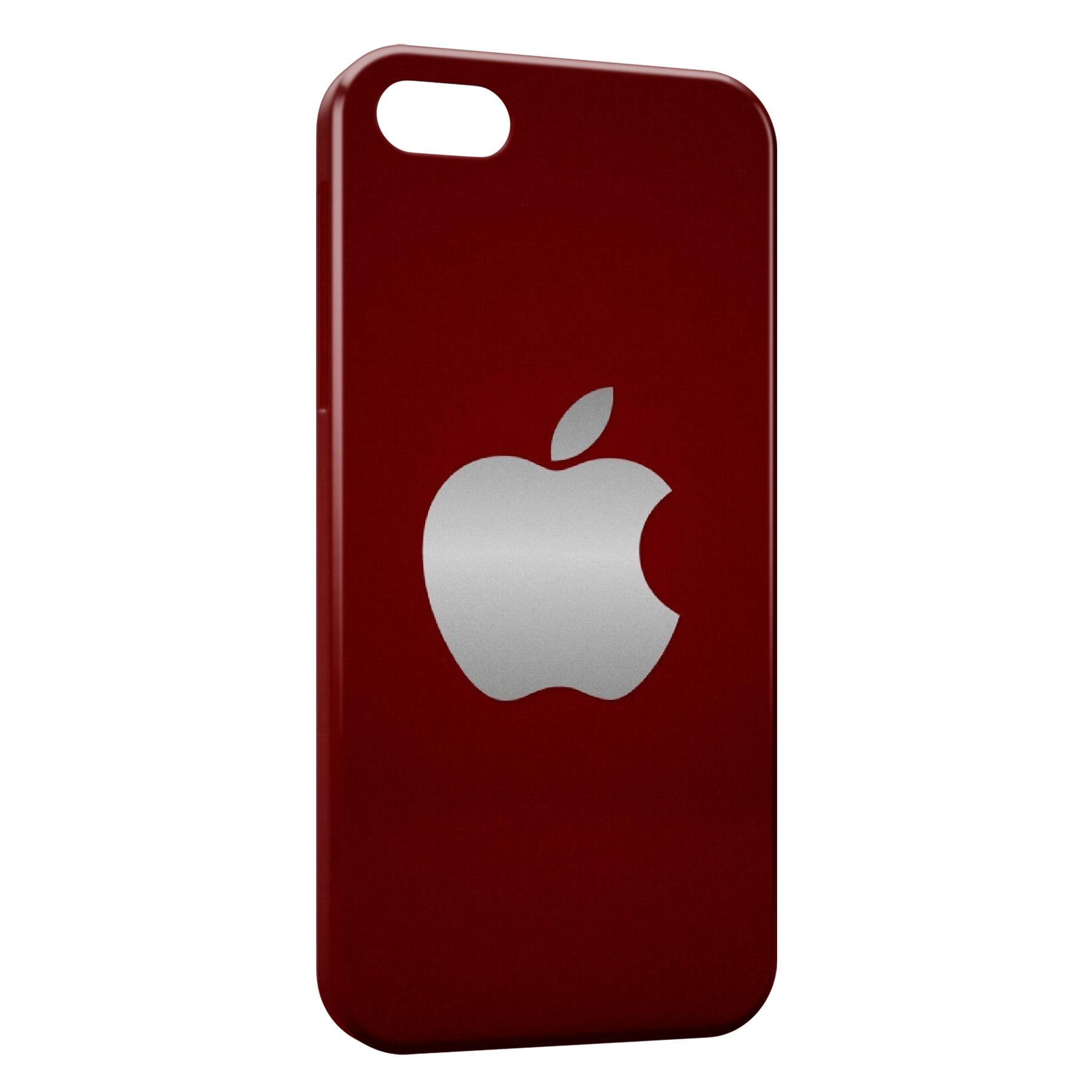 Coque iPhone 4 & 4S Apple Logo 4
