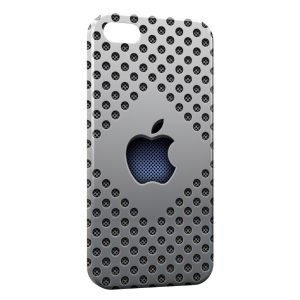Coque iPhone 4 & 4S Apple Silver