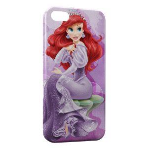 Coque iPhone 4 & 4S Ariel La Petite Sirène 3