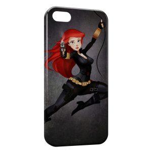 Coque iPhone 4 & 4S Ariel La Petite Sirène 6
