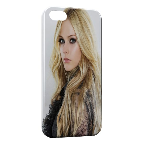 Coque iPhone 4 & 4S Avril Lavigne