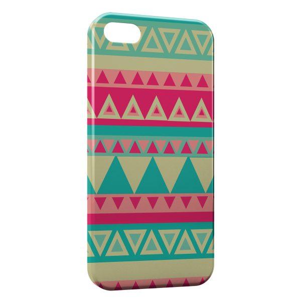 Coque iPhone 4 & 4S Aztec Style 10