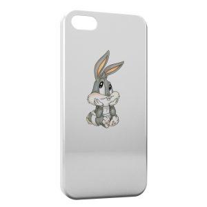 Coque iPhone 4 & 4S Bébé Bugs Bunny