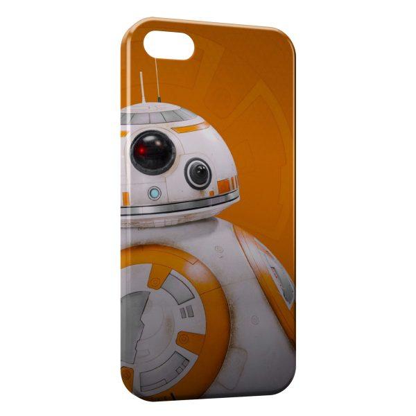 Coque iPhone 4 & 4S BB8 Star Wars 2