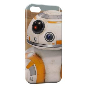 Coque iPhone 4 & 4S BB8 Star Wars 3
