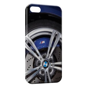 Coque iPhone 4 & 4S BMW Voiture Roue Jante