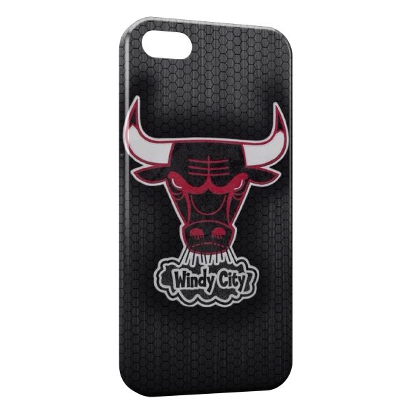 Coque iPhone 4 & 4S Basketball Chicago Bulls 2