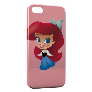 Coque iPhone 4 & 4S Beautiful Girl Cartoon Manga