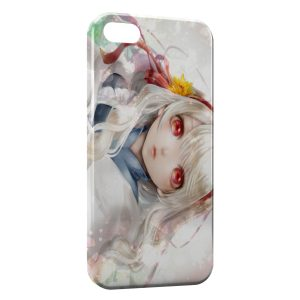 Coque iPhone 4 & 4S Beautiful Girl Manga