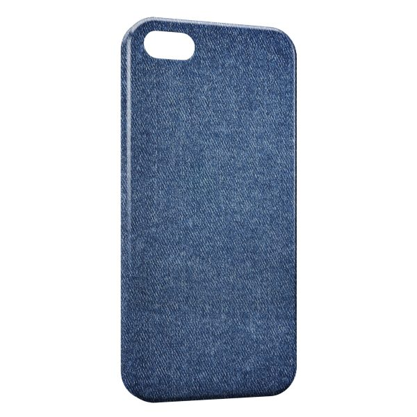 Coque iPhone 4 & 4S Blue Jean