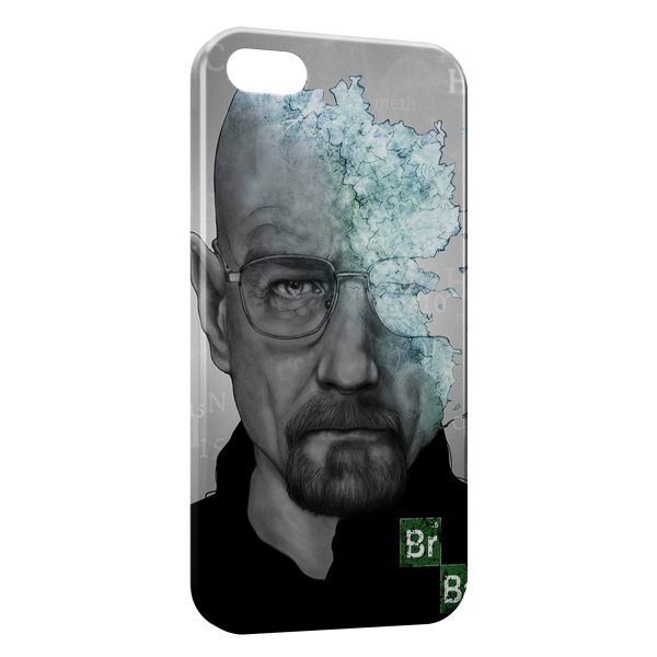 Coque iPhone 4 & 4S Breaking Bad Heinsenberg Walter White