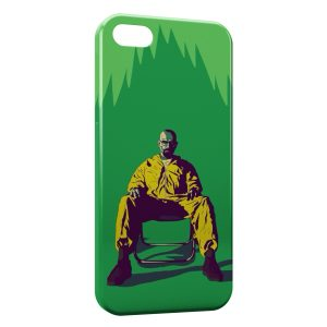 Coque iPhone 4 & 4S Breaking Bad Walter White Heisenberg 5