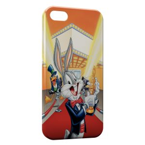 Coque iPhone 4 & 4S Bugs Bunny Oscar