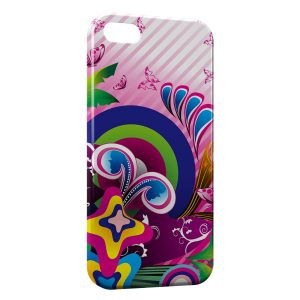 Coque iPhone 4 & 4S Butterflies Paradise