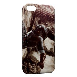 Coque iPhone 4 & 4S Captain America Vintage