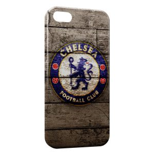 Coque iPhone 4 & 4S Chelsea Football 7