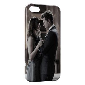 Coque iPhone 4 & 4S Christian Grey Anastasia 50 Nuances de Grey