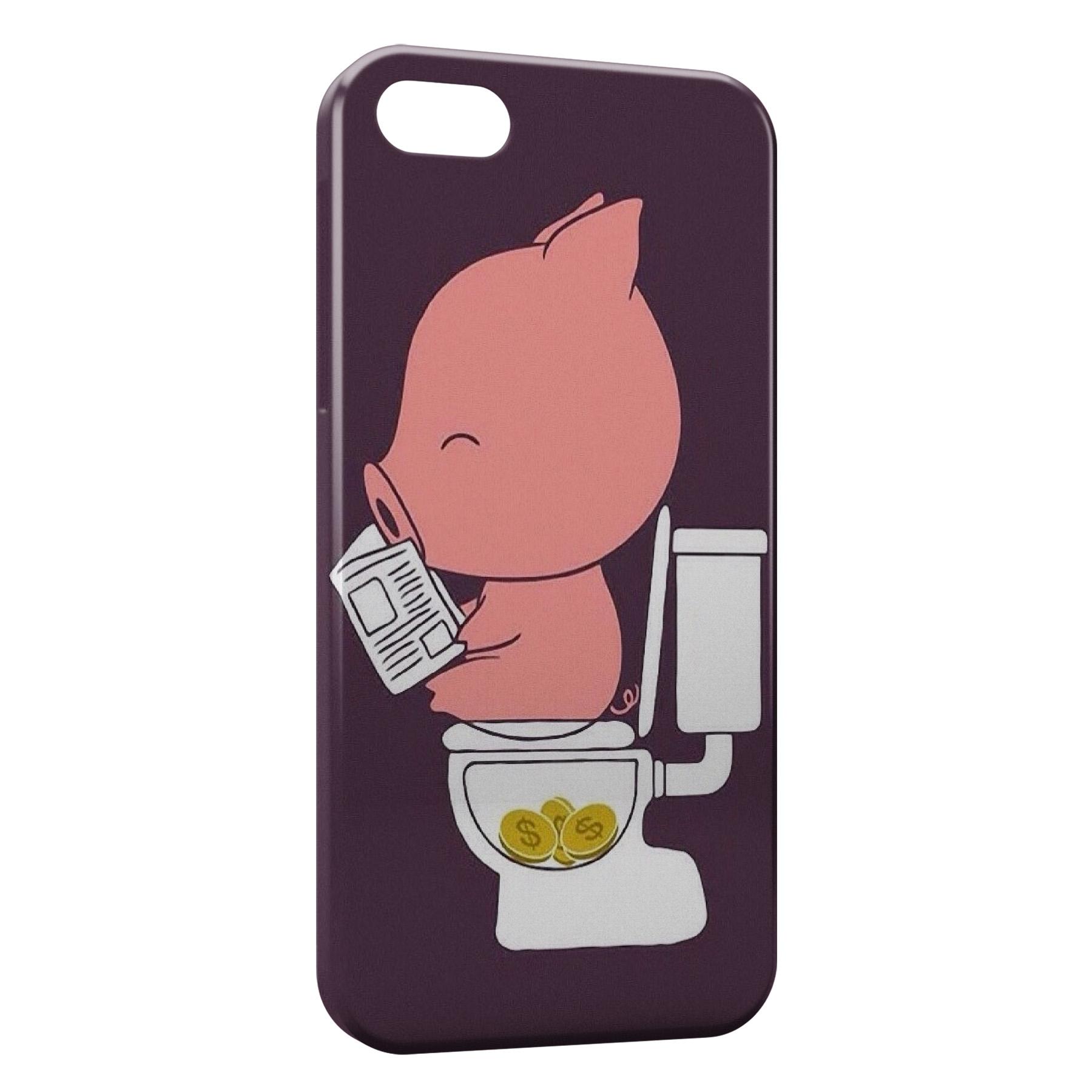 coque iphone 4 cochon