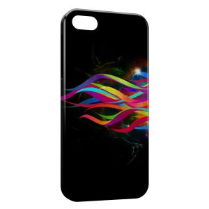 Coque iPhone 4 & 4S Coloful Bande