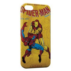 Coque iPhone 4 & 4S Comics Spiderman 3