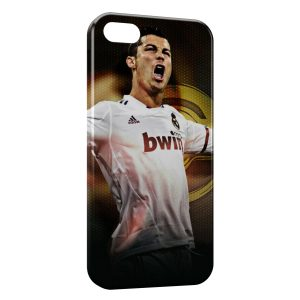 Coque iPhone 4 & 4S Cristiano Ronaldo Real Madrid CF Football
