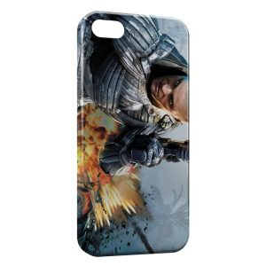 Coque iPhone 4 & 4S Crysis Game