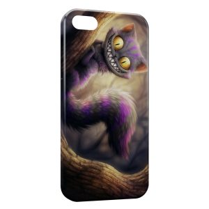 Coque iPhone 4 & 4S Cute Cat Monster Manga