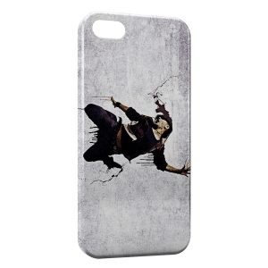 Coque iPhone 4 & 4S Dancer