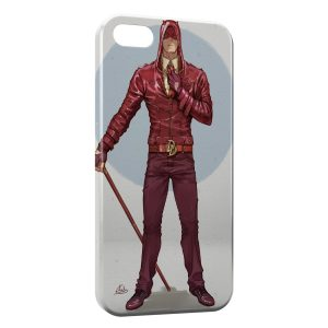 Coque iPhone 4 & 4S Daredevil Design Art