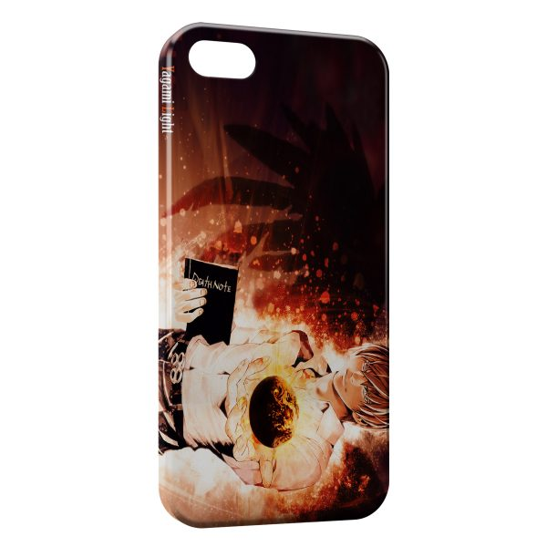 Coque iPhone 4 & 4S Death Note