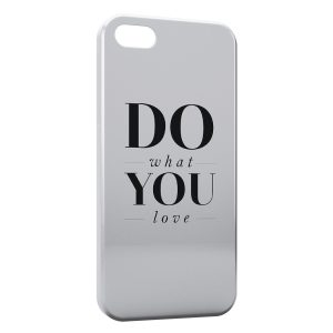 Coque iPhone 4 & 4S Do What You Love