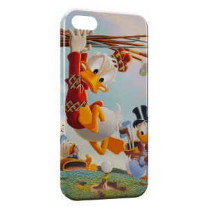 Coque iPhone 4 & 4S Donald Duck au Golf