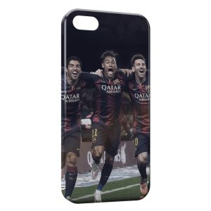 Coque iPhone 4 & 4S FC Barcelone 7 Football