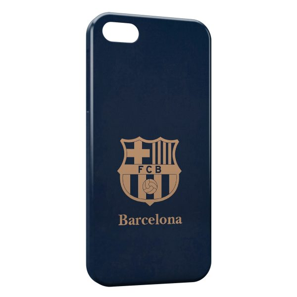 Coque iPhone 4 & 4S FC Barcelone FCB Football 16