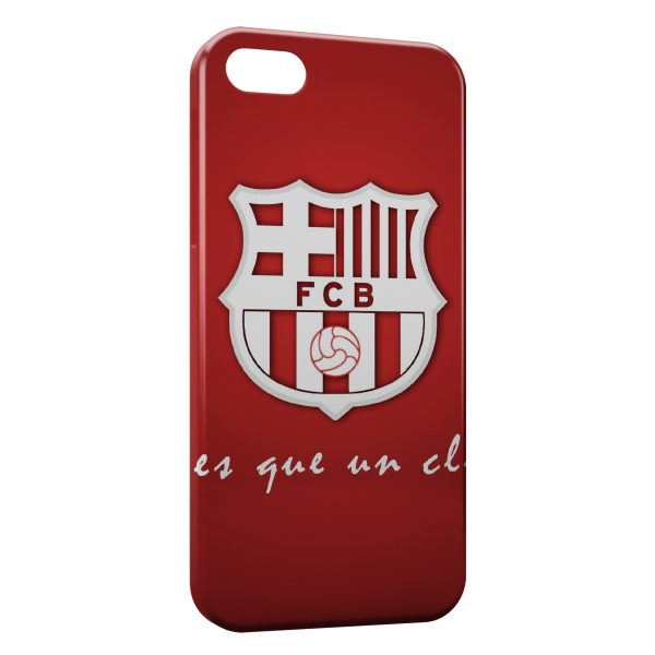 Coque iPhone 4 & 4S FC Barcelone FCB Football 17