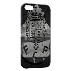 Coque iPhone 4 & 4S FC Porto Logo Design 7