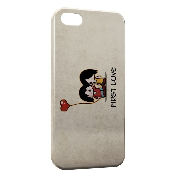 Coque iPhone 4 & 4S First Love